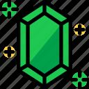 game, item, jewel, rupee, video icon