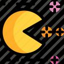 game, retro, video icon