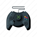 console, controller, game, gamepad, joystick, play, video icon