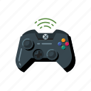 console, controller, game, gamepad, joystick, play, player icon