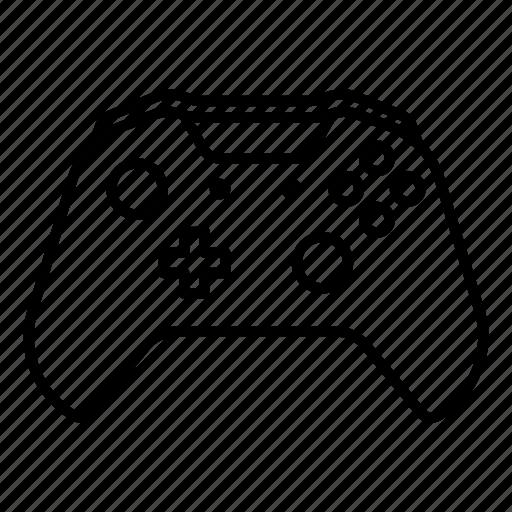 controller, game, gamepad, joystick, one, xbox icon