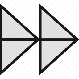 arrow, direction, point, right icon