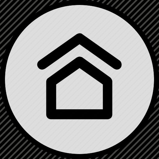 gohome, homecoming, house icon