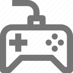 controller, joypad, video games icon