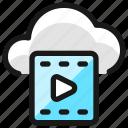 video, player, cloud