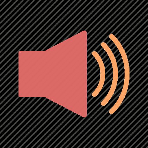 audio, film, interface, player, sound, video icon