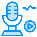microphone, recording, song, voice