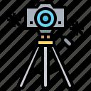 camera, photographer, photography, tripod, video