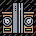 instrument, music, recording, sound, speaker
