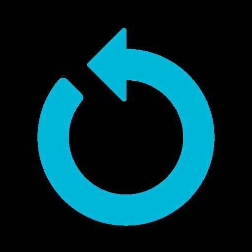 audio, loop, video icon
