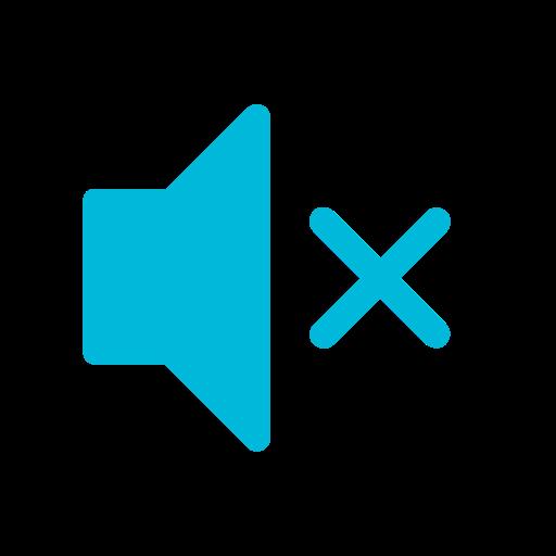 mute, sound, soundmute, volume, volume mute icon