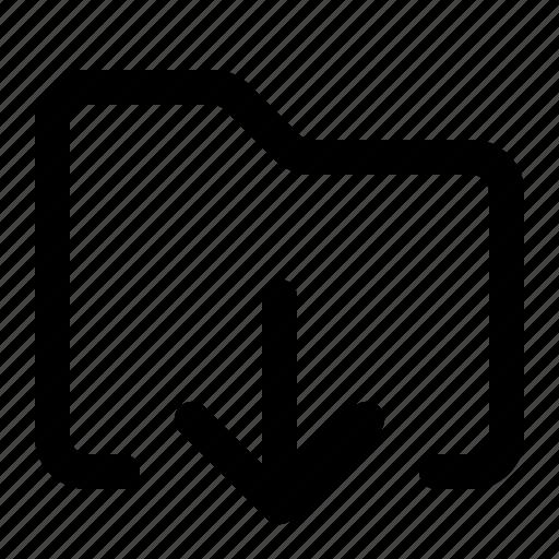 data, export, file, folder icon