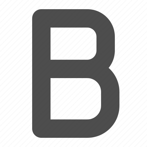 Bold, font, format, text icon - Download on Iconfinder