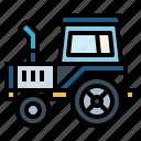 gardening, farming, tractor, transportation