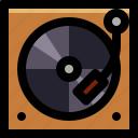 gramophone, music, player, track, turntable, vintage, vinyl