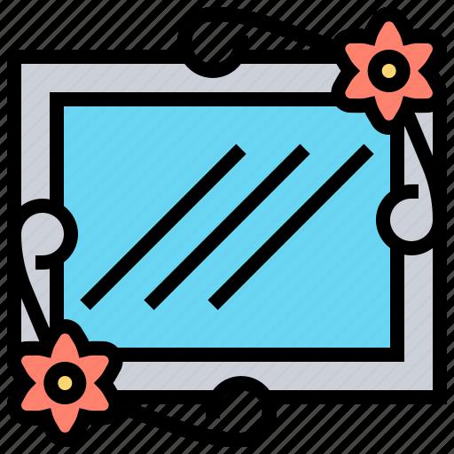 border, frame, image, photo, picture icon