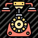 communication, phone, telecom, telephone, vintage