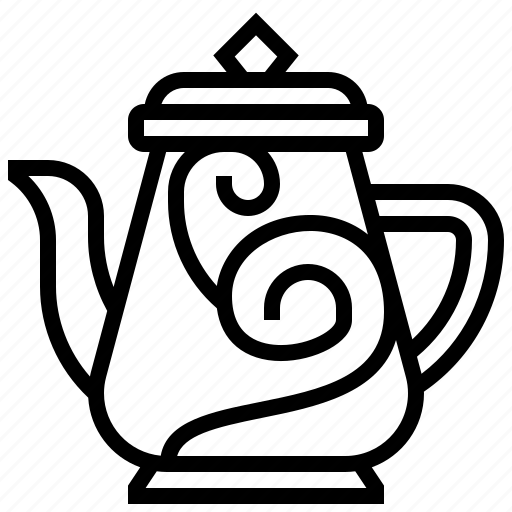 Bowl, coffee, jug, pot, tea icon - Download on Iconfinder