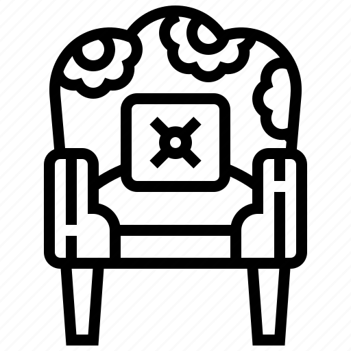 Couch, cozy, decoration, furniture, sofa icon - Download on Iconfinder