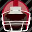 american, football, helm, helmet, retro, vintage icon