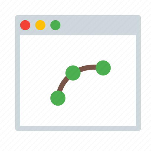 application, design, interface, vector, window icon