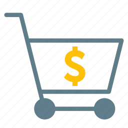 buy, cart, checkout, payment, shopping, trolley icon