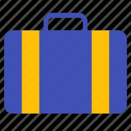 bag, journey, luggage, suitcase, travel icon