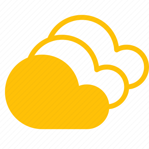 clouds, cloudy, clould, forecast, weather icon