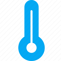 forecast, heat, temperature, thermometer, weather icon