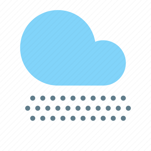 cloud, fog, forecast, haze, weather icon