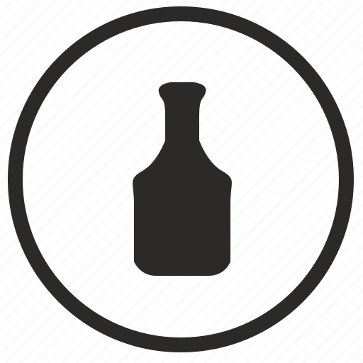 alcohol, beer, bottle, coctail, drink, fluid, water icon