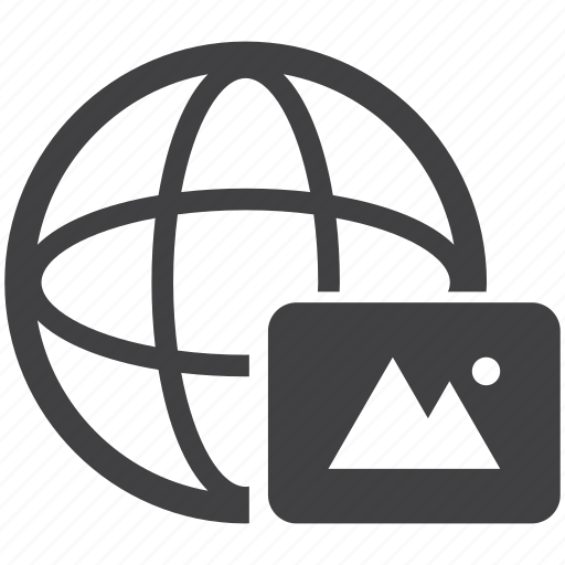 image, internet, photo, pictures, rotation icon