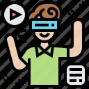 education, learning, media, reality, virtual