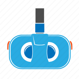 oculus, playstation vr, sony, virtual reality headsets, vr, vr goggles icon