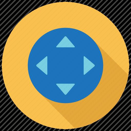 control button, controls, gaming icon