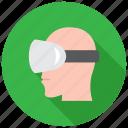 goggles, vr, oculus