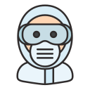 avatar, epi, googles, hospital, medical, people, safety