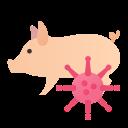 bacteria, coronavirus, outbreak, pandemic, pig, virus