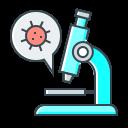 biology, coronavirus, covid, laboratory, microscope, research, virus