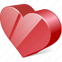 bookmark, favorites, heart, like, love
