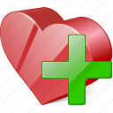 add, bookmark, favorites, heart, like, love icon