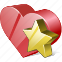 bookmark, favorite, favorites, heart, like, love icon