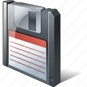 backup, data, disk, download, file, floppy, guardar, save icon