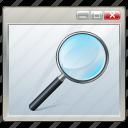 app, application, interface, window, search