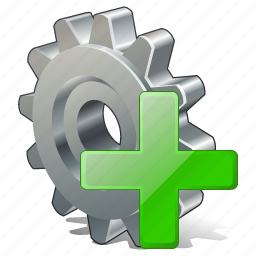 add, configuration, options, preferences, settings icon