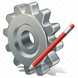 configuration, edit, options, preferences, settings icon