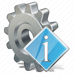 configuration, info, options, preferences, settings icon