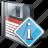 backup, data, disk, download, file, floppy, guardar, info, save icon