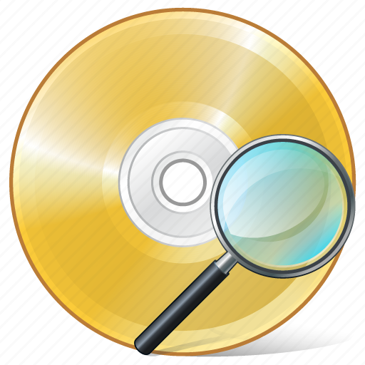 cd, compact, disc, disk, dvd, search2, storage icon