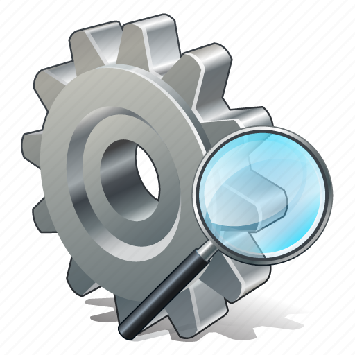 configuration, options, preferences, search2, settings icon